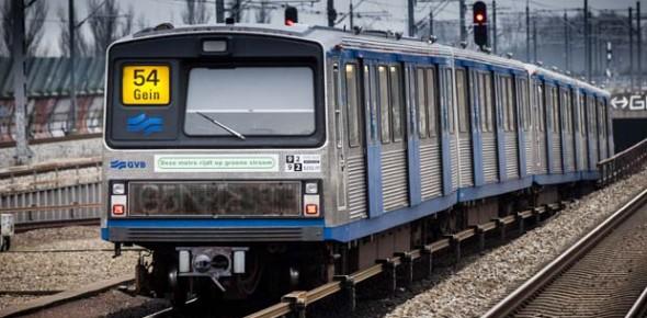 Nieuwe coalitie onderzoekt uitbreiding metro Amsterdam