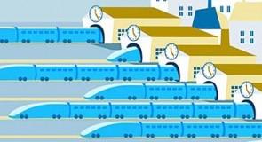 Europa: hoofdrailnet openstellen in 2019