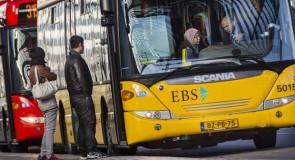Stadsbussen grote 3 in top-20