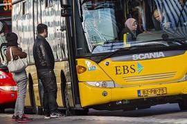Nieuwkomer EBS meteen in de top-3 OV-Klantenbarometer