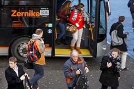 Reizigers gaan steeds meer meedenken over beter ov