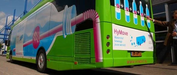 Zuid-Holland kiest voor waterstofbussen