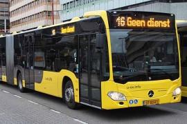 Schoon geel van Qbuzz vervangt blauw-wit in Utrecht