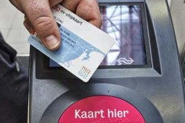 NS Flex: eerst reizen, achteraf betalen