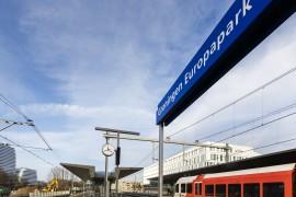 Kwartierdienst op deel noordelijk spoor