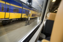 NS heeft geen haast met snelle treinen