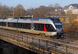 Drie staatsbedrijven azen op Deens spoor