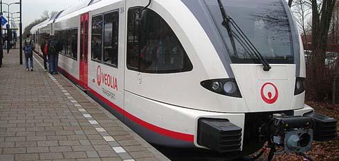 Veolia naar de rechter om concessie Limburg