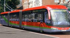 Arnhem wil dubbelgelede trolleys en gedeeltelijke bovenleiding