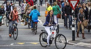 Pleidooi voor 'dubbele schaalsprong' fiets en ov