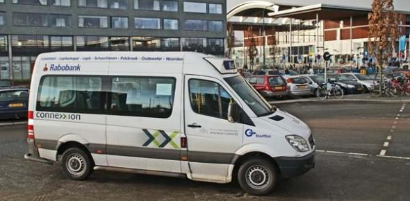 Flexnet vult gat tussen lijnbus en Regiotaxi