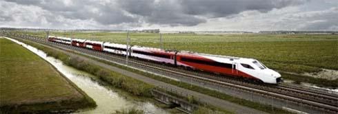 ING betaalt NMBS 37 miljoen voor Fyra-treinen