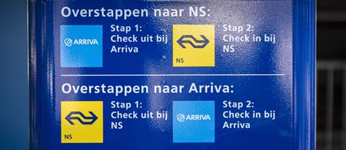 Vervoerders willen geen 'single check-in check-out'