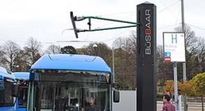 Zweedse bus in 5 minuten opgeladen