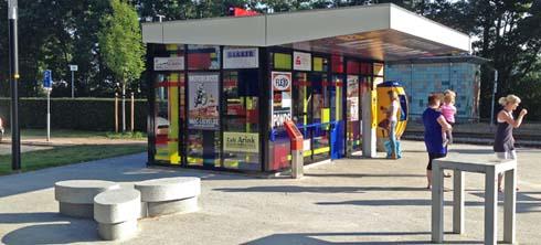 Opknapbeurt voor station Lievelde