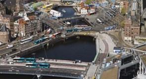 Miljoeneninvestering in A'dam CS en Zuid
