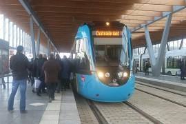 Nantes-Châteaubriant heropend voor tramtrein