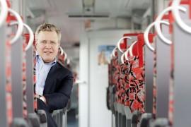 Jeff Hoogesteger: 'Geld vloeit van Abellio naar NS, niet andersom'