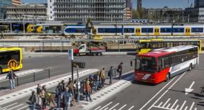 Brabantliner wint van auto en trein