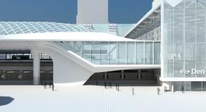 BAM bouwt Haags Startstation Erasmuslijn