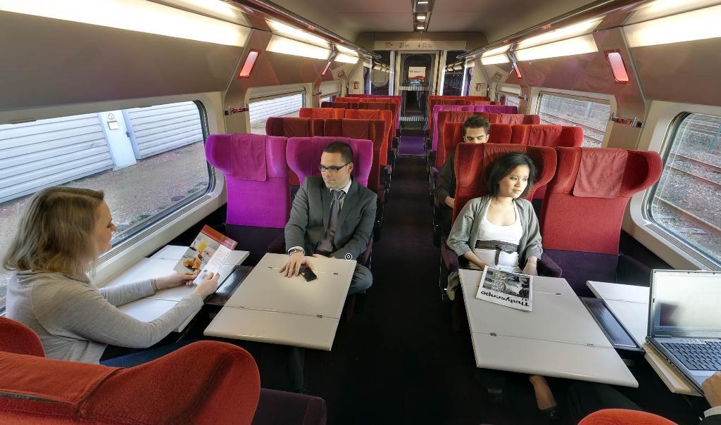 Ministerie Grijpt Niet In Bij Dure Thalys Tickets Ov