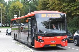 Snelwegbus lost files niet op
