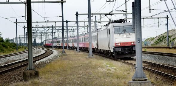 'Boete voor Intercity Direct in reizigerspot'