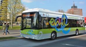 Eerste Primove-inductiebus in Braunschweig