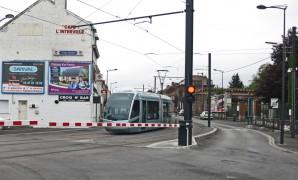 De tram van Valenciennes