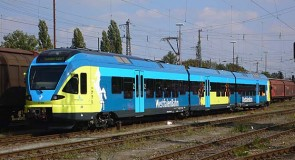 Losser wil halte op lijn Hengelo-Bielefeld