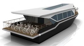 Elektrische testboot Aqualiner komt in 2015
