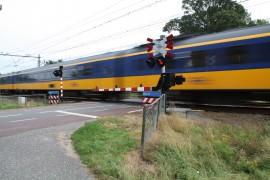 Aantal zelfmoorden op Nederlands spoor relatief groot