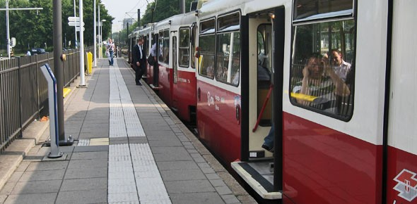 Een derde minder reizigers op Utrechtse sneltram