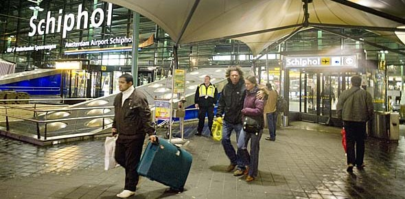 Congresgangers blij met Amsterdams ov