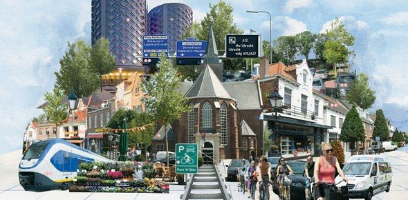TOD maakt steden  mooier en duurzamer