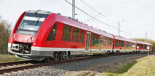Alstom gaat waterstoftreinen produceren
