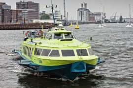 Terugkeer snelle boot op Noordzeekanaal