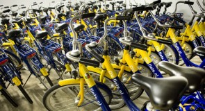 OV-fietsen na revisie weer in nieuwstaat