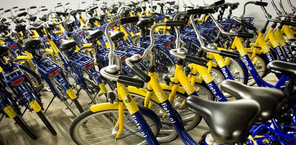 Innovaties OV-fiets duren nog paar jaar