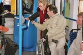 Blinden en slechtzienden mogen achteraf betalen