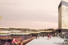 Movares/Mecanoo ontwerpen station Ede-Wageningen