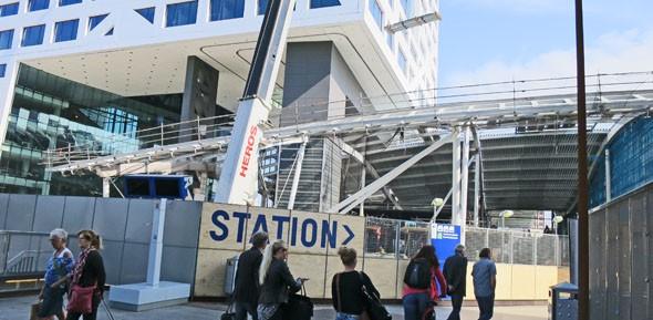 Met Utrecht groeit ook de mobiliteit onstuimig