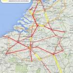 Benelux hoofdspoornet verbeteringen