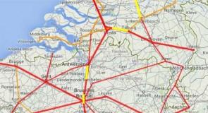 'Maak samenhangend spoornet in Benelux'