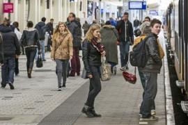 Jongeren goed voor reizigersgroei bij NS