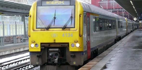 Belgische spooktrein mag weer passagiers meenemen