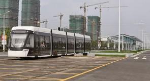 Chinezen bouwen volop bovenleidingloze trams