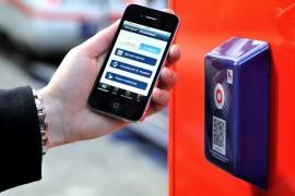Arriva overweegt reizen met smartphones