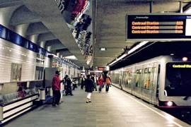 RET biedt gratis wifi in metrostation Beurs