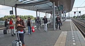 Minder treinen, P+R Breukelen uitgebreid